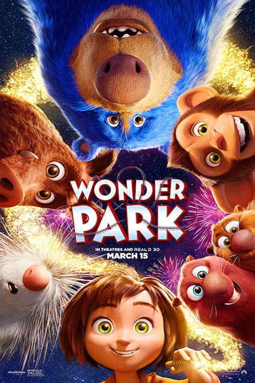 Wonder Park 2019 Vbs Theme Song in the wild